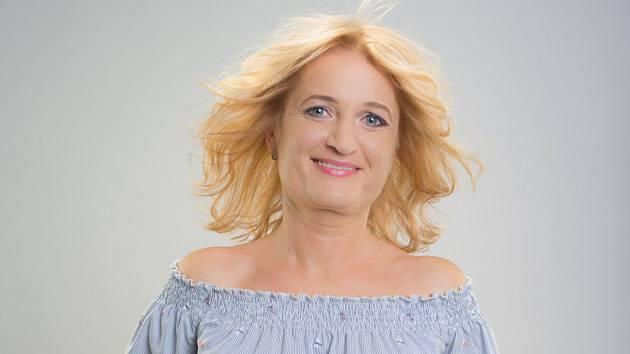 Laura Nágelová  z Jirkova po proměně.