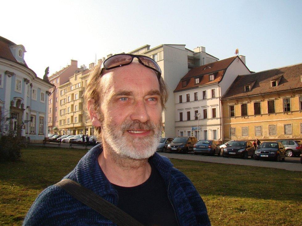 Emil Pejša z Rakovníka se rovněž zúčastní výstavy v Duchcově.