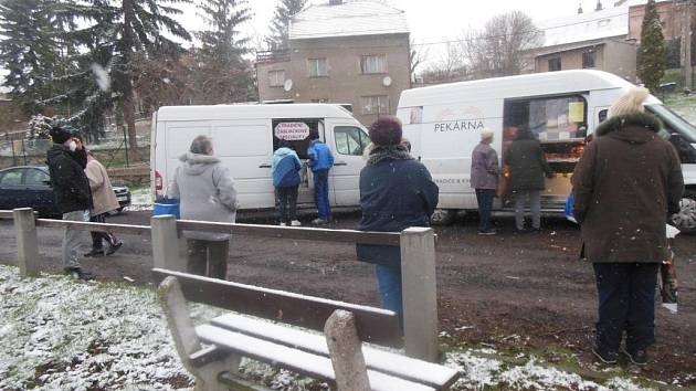 Pojízdná pekárna i uzenářství zavítají do Proboštova.