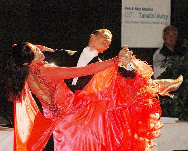 Dům kultury Teplice hostil mezinárodní taneční soutěž Grand Prix Teplice 2010