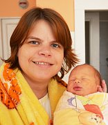 Mamince Vladaně Změlíkové z Oseku se 29. března v 10,16 hod. v teplické porodnici narodila dcera Terezie Králová. Měřila 47 cm a vážila 3,40 kg.