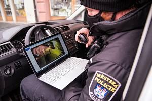 Bílina nasazuje do provozu unikátní kamerový systém. Díky sítím 5G získají městští strážníci plnohodnotný datový přenos.