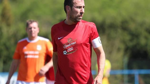 Martin Rigo, kapitán Sokola Suché