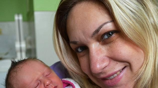 Mamince Veronice Johnson z Loun se 5. listopadu v 15.55 hod. v teplické porodnici narodila dcera Vanessa Johnson. Měřila 49 cm a vážila 2,95 kg.