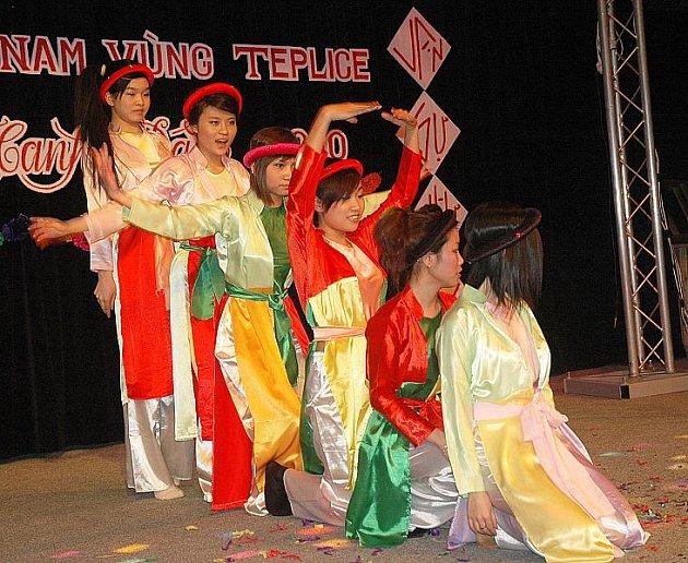 Vietnamci oslavili Silvestra
