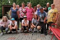Jihomaďarské Harkány přivítaly teplickou Arkadii