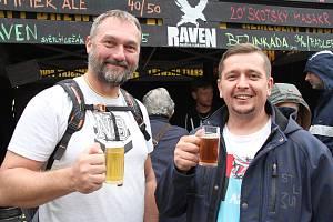 Pivní rynek v Teplicích 2019.