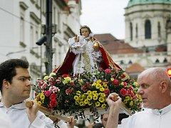 Pražské Jezulátko se těší velké úctě. Archivní foto