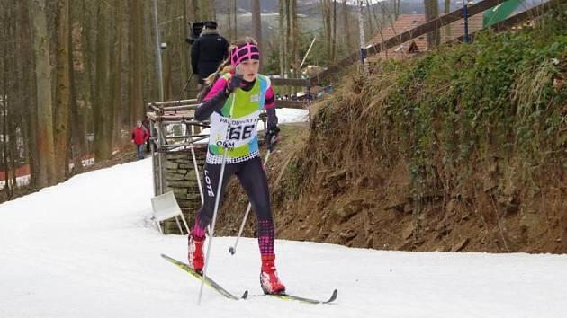 Zimní olympiáda dětí a mládeže. Ilustrační foto.