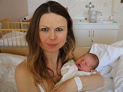 Michal Škorvaga se narodil  Kateřině Škorvagové z Krupky 25. března v 21.10 hod. v ústecké porodnici. Měřil 53 cm a vážil 3,71 kg.