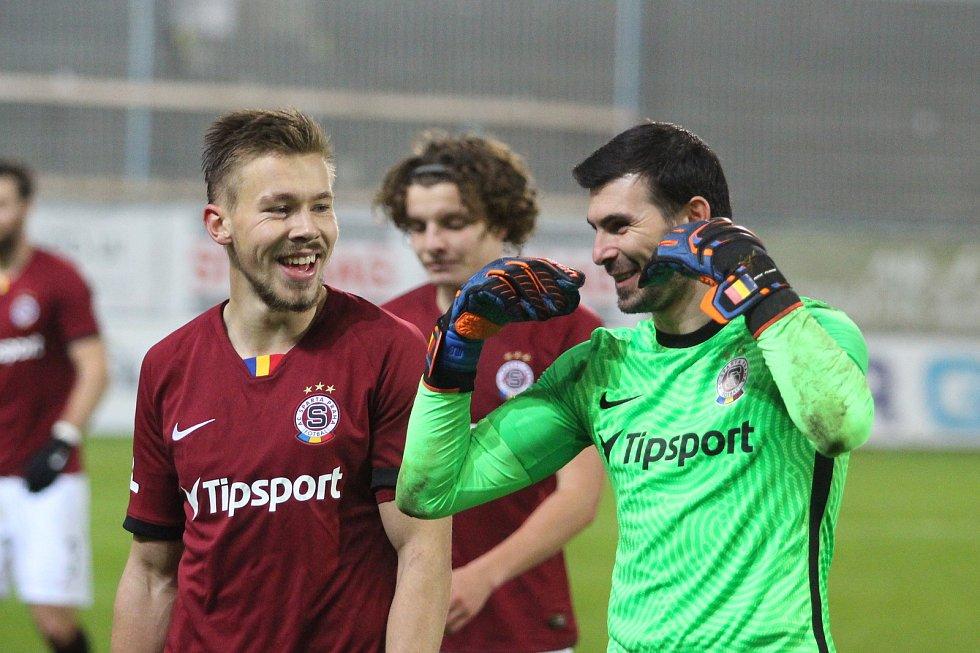 9. ligové kolo, Teplice padly se Spartou.