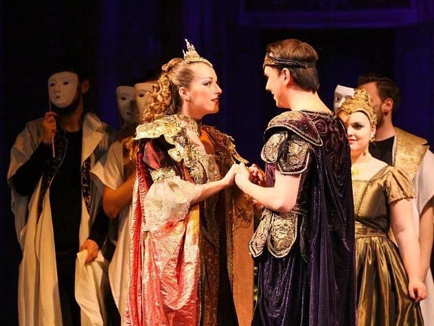 Opera Dido a Aeneas od Henryho Purcella