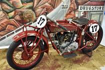 Galerie Teplice: Výstava motorek