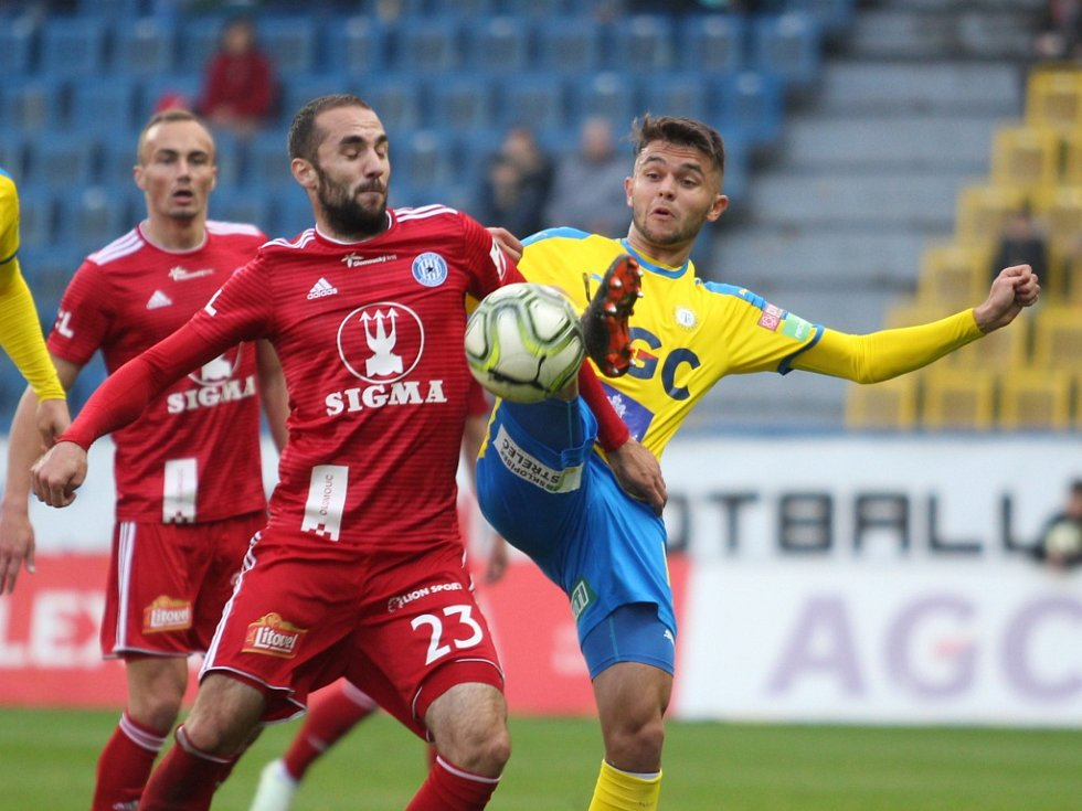 Teplice - Olomouc 0:0
