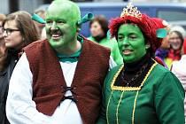 Maškarní karneval se konal v Mikulově / ilustrační foto