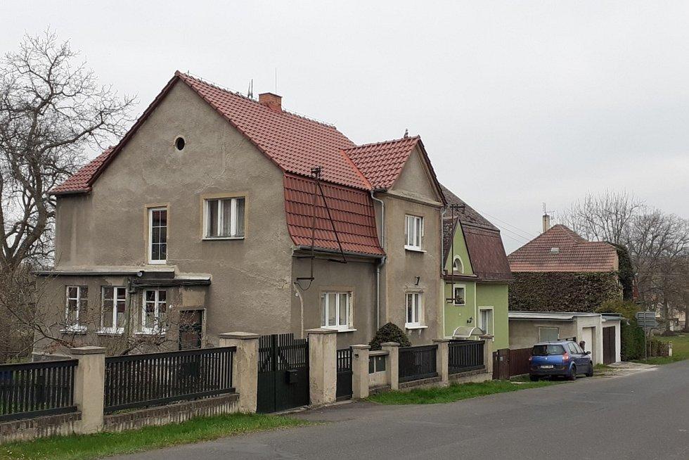 Obec Zabrušany