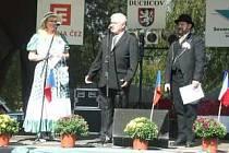 Oslavy republiky v Duchcově