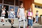 Poslední školní den, ZŠ Bílá cesta v Teplicích