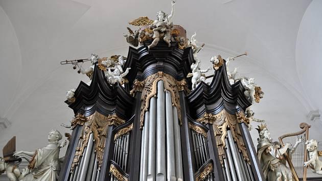 Nově vzniklý spolek chce opravit bohosudovské varhany.