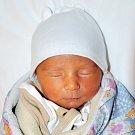 MATYÁŠ LIČKO se narodil Martě Ličkové z Chomutova 29. listopadu v 5.10 hod. v teplické porodnici. Měřil 44 cm a vážil 2,20 kg.