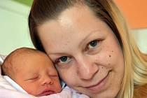 Mamince Michaele Vrbické z Teplic se 7. dubna ve 14.12 hod. v teplické porodnici narodila dcera Adéla Fischerová. Měřila 50 cm a vážila 3,00 kg.
