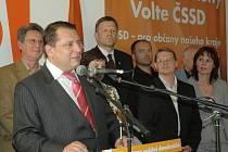 Krajská ČSSD představila všechny kandidáty do krajských voleb.
