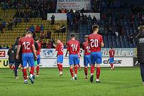 Před parádní kulisou se hrál v Teplicích zápas U20 mezi ČR  a Anglií. Ostrované vyhráli 5:0.
