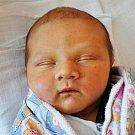 MATYÁŠ HYKYŠ se narodil Lence Hykyšové z Teplic  6. února ve 12.00 hod. v teplické porodnici. Měřil 50 cm a vážil 3,65 kg.