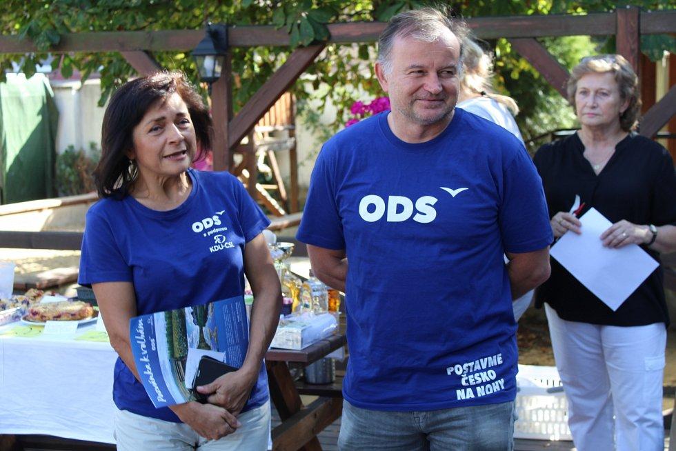 ODS pořádala Švestkiádu v Duchcově