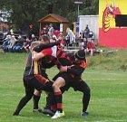RLC Dragons Krupka - Lvi Hradec Králové 32:30 (14:16)
