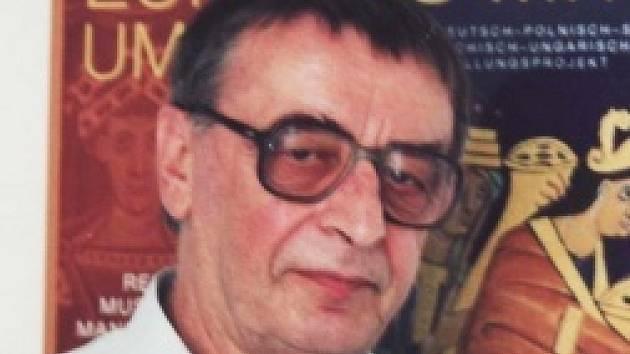 historik Dušan Třeštík
