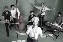 Portugalská skupina Camões Band.