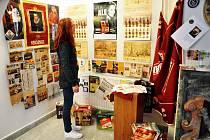 Velká pivní výstava v Duchcově.