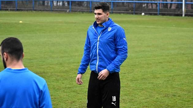 Tomáš Egert trénuje s Teplicemi