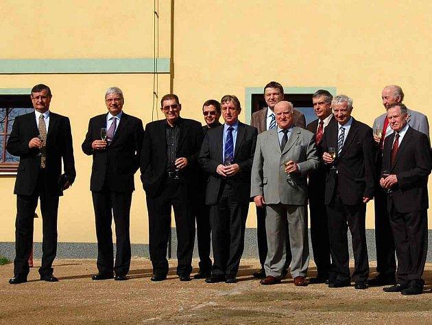 Významní manažeři se v Teplicích sešli s vedením kraje