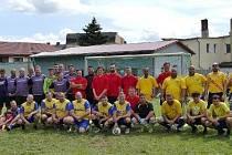 Účastníci Fluokov Cupu 2021