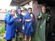 Studenti teplického gymnázia byli v Banátu už po osmé.