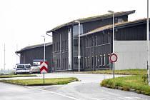 Utečenci mají být ubytováni v areálu bývalé německé celnice na hraničním přechodu Cínovec-Altenberg.