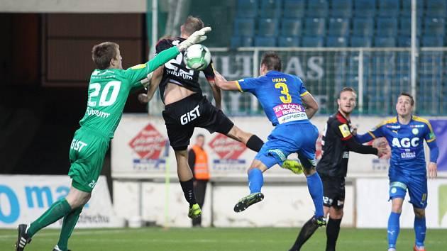 MOL Cup: Teplice - Hradec Králové 1:3