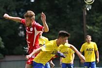 TJ Proboštov - FK Teplice 0:4