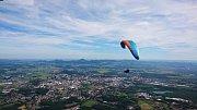 Létání nad Krupkou