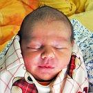 David Merta se narodil Michaele Kadeřábkové z Háje 28 .března v 10,32  hod. v teplické porodnici. Měřil 52 cm a vážil 3,65 kg.