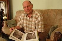 Pavel Záhorec na albem svých snímků