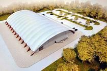 Architektonickou studii nízkonákladového zimního stadionu, kterou má redakce Deníku k dispozici, zpracovalo Studio A z Pelhřimova.