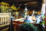 Restaurace a pivovar Černý Orel Osek.