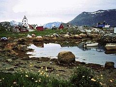 Grónsko na fotografiích Víta Malinovského