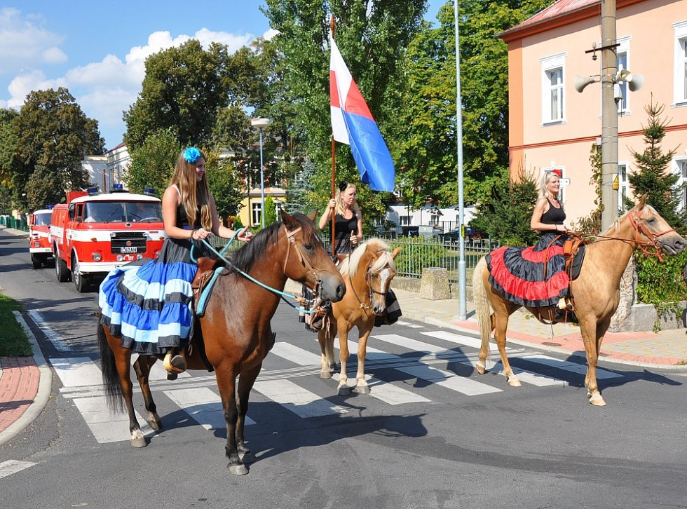 Slavnosti obce Proboštov