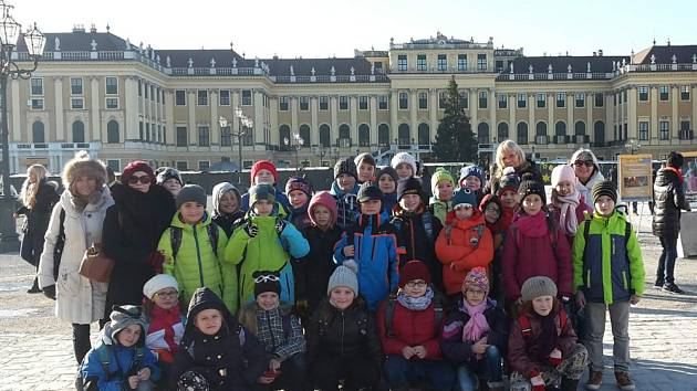Teplická Poupata mají za sebou malé pěvecké turné ve Vídni