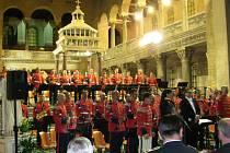 Hudba našich hudebních skladatelů u Svatého stolce