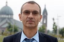 Předseda Svazu futsalu ČR Otakar Mestek.